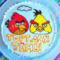 Торт «Angry Birds»