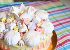 Торт «Маленькая корона»