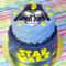 Торт «Звездные войны» с Дартом Вейдером