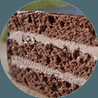 Торт «Прага по ГОСТу»