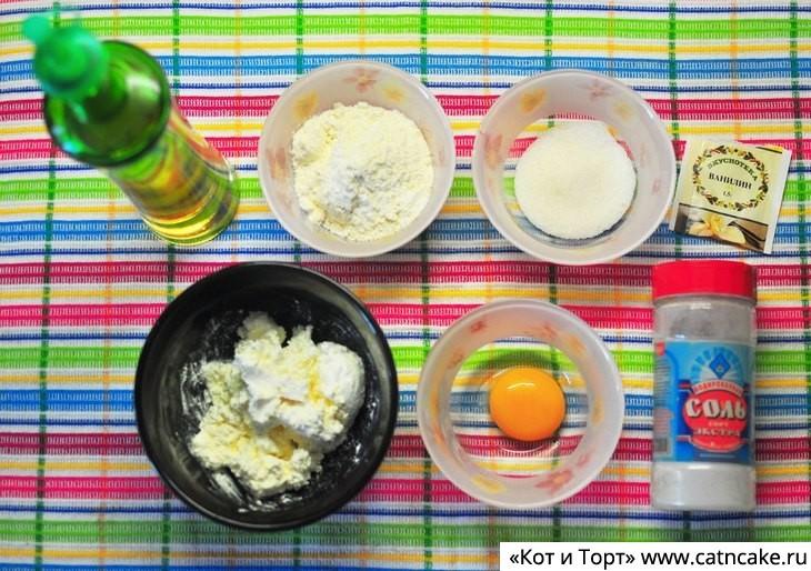 как приготовить сырники2