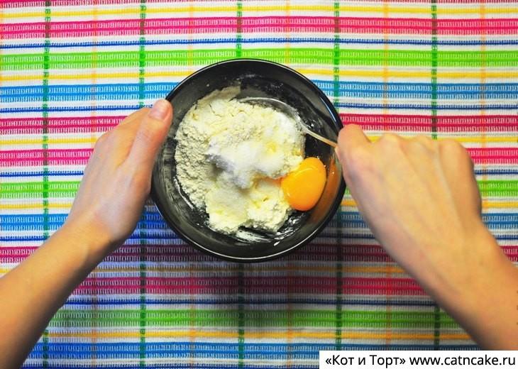 как приготовить сырники3