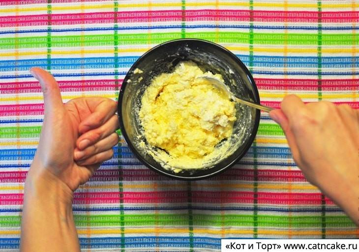 Как приготовить сырники-4