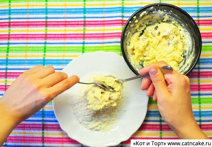 Как приготовить сырники-7