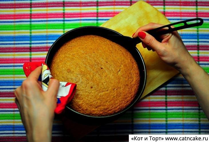 Как приготовить банановый пирог12
