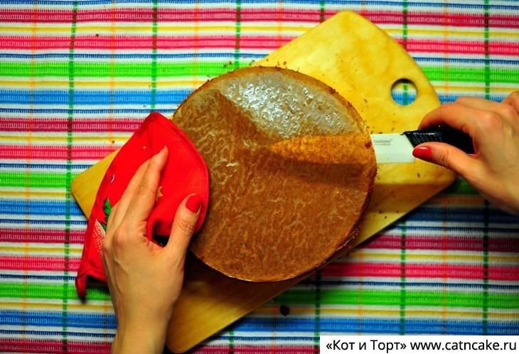 Как приготовить банановый пирог13