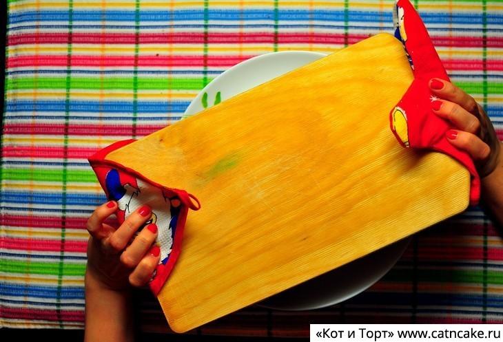 Как приготовить банановый пирог16
