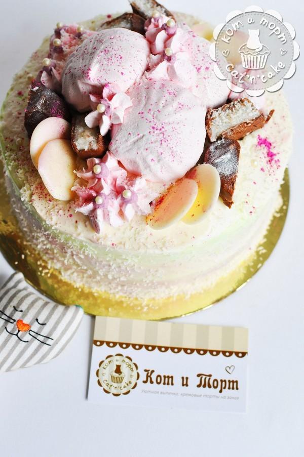 Торт номер 957