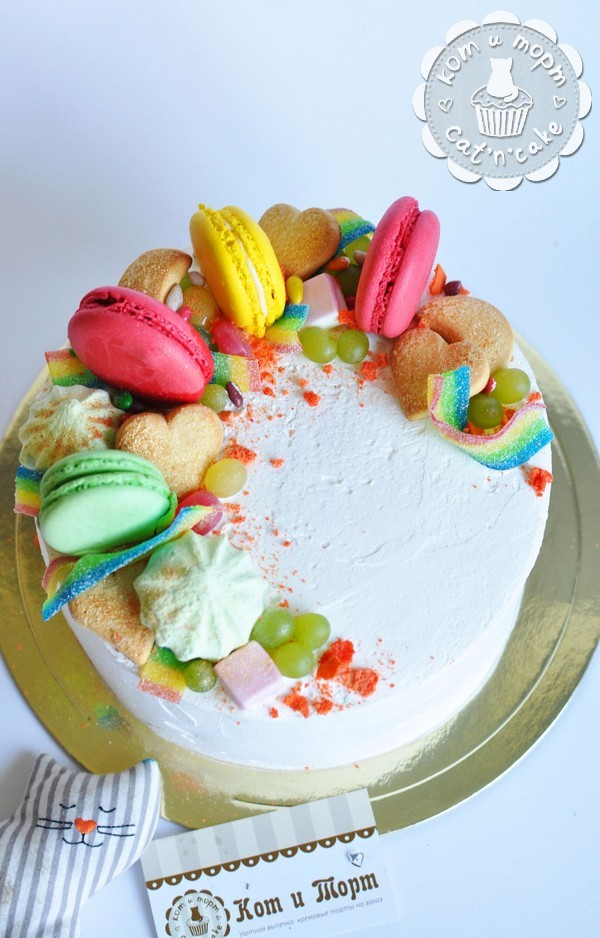Как выбрать торт на заказ