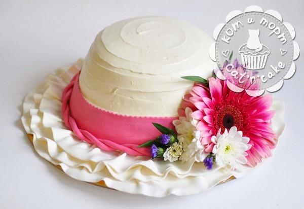 Супер-торт-шляпа!