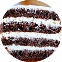 Черёмуховый торт Сибирь