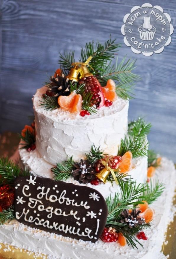 Торт для «Мехамании»