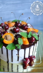 Торт из летней коллекции