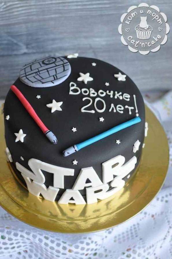 """Торт """"Star Wars"""""""