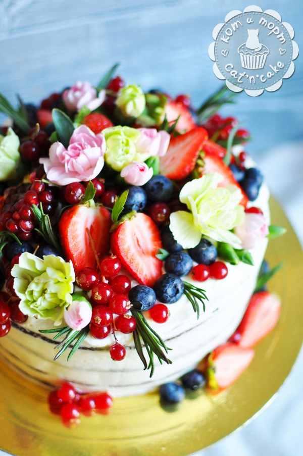 Торт «Весенний»