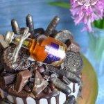 Торт с коньяком Courvoisier
