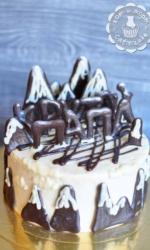 Торт «Крутой папа!»