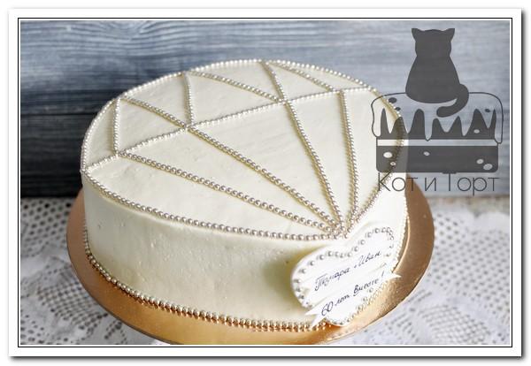 Торт на 60-летие