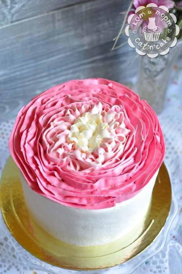 Торт-пион