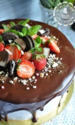 """Торт """"Весна в шоколаде"""""""