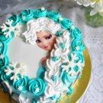 Торт «Храброе сердце»-5