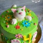 Торт с котиком внутри-2