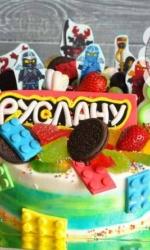 Торт для Руслана
