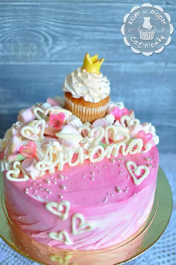 Торт для Анюты