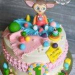 Торт с Малышом Барбоскиным