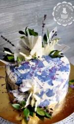 Эклектичный торт