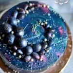 Космический галактический торт