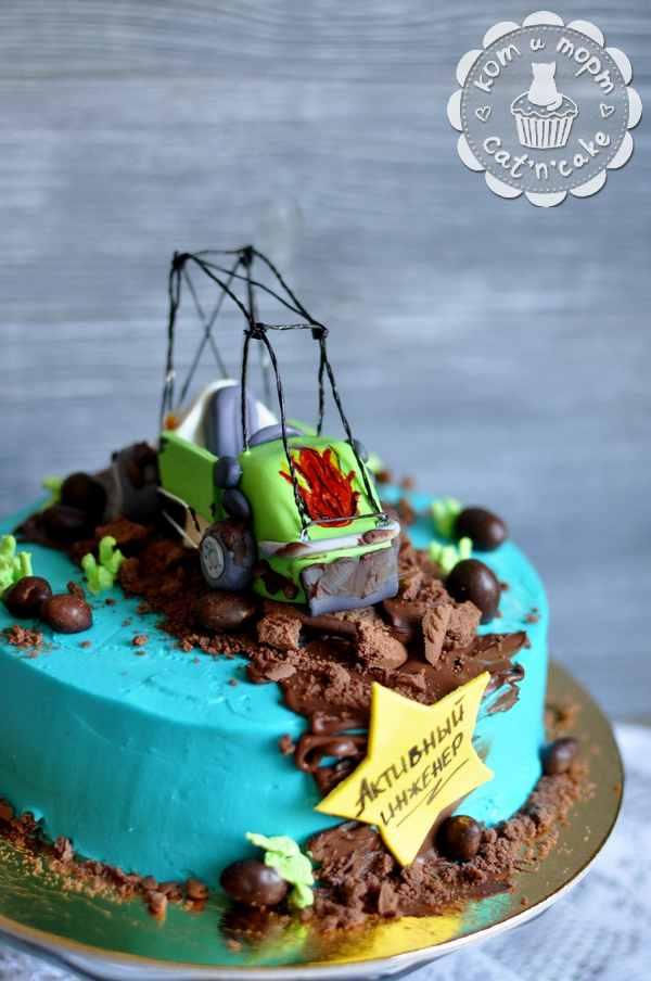 Торт с багги
