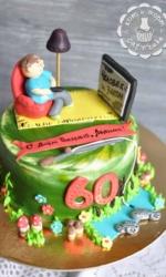 Торт для дедушки