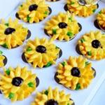 Капкейки-цветы