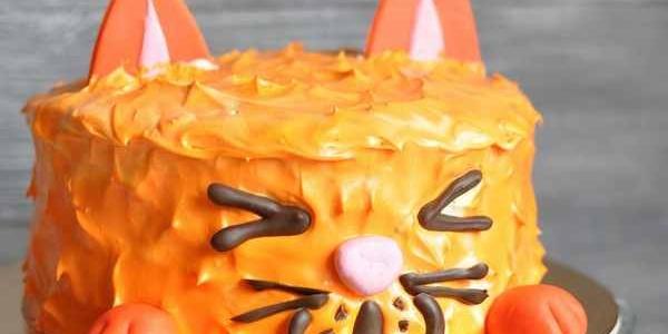 Торт-кот