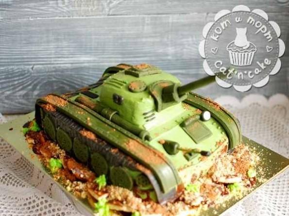 Торт-танк