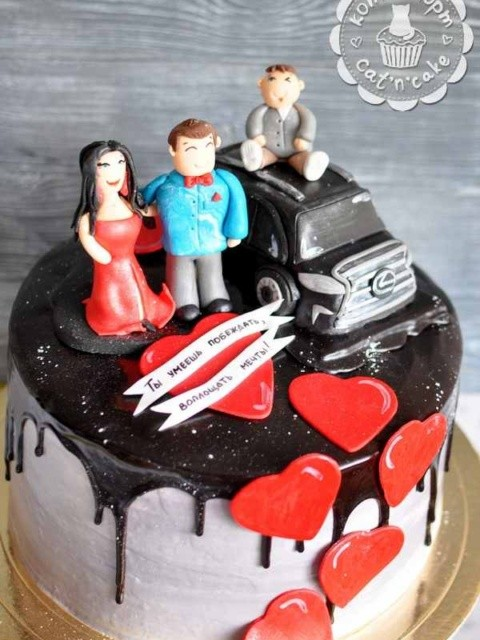 Торт для семьи