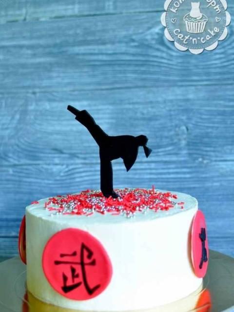 Торт «У-шу»