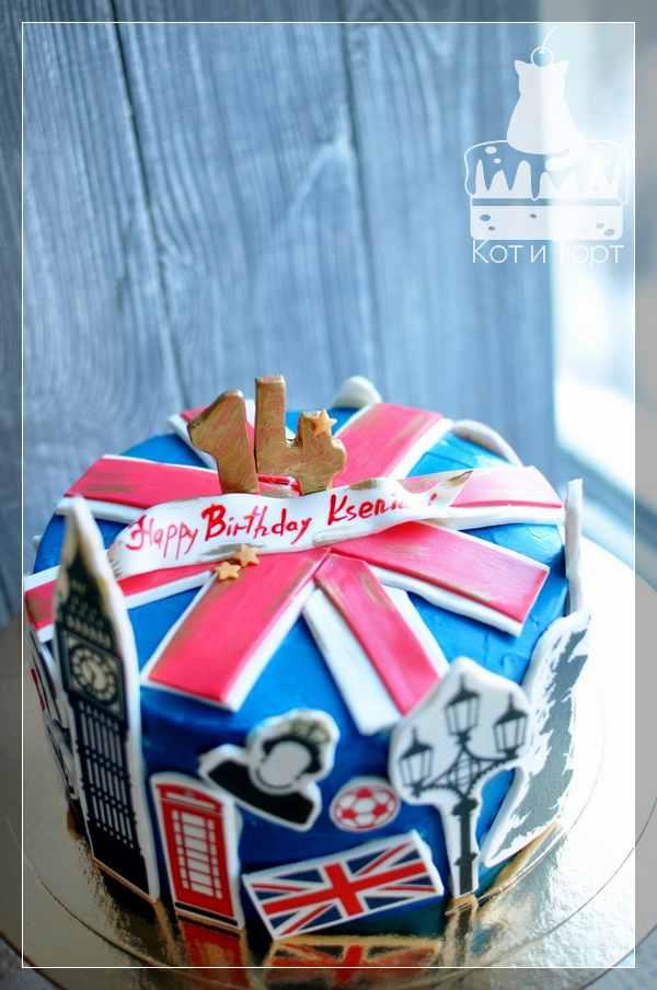 Торт Великобритания