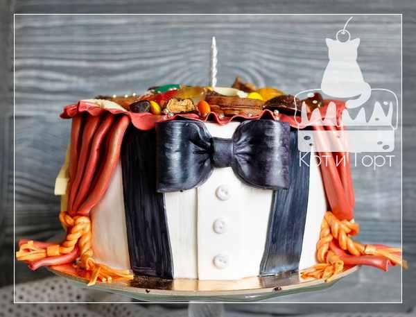 Торт для оперного певца