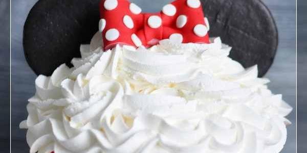 Торт — Микки Маус