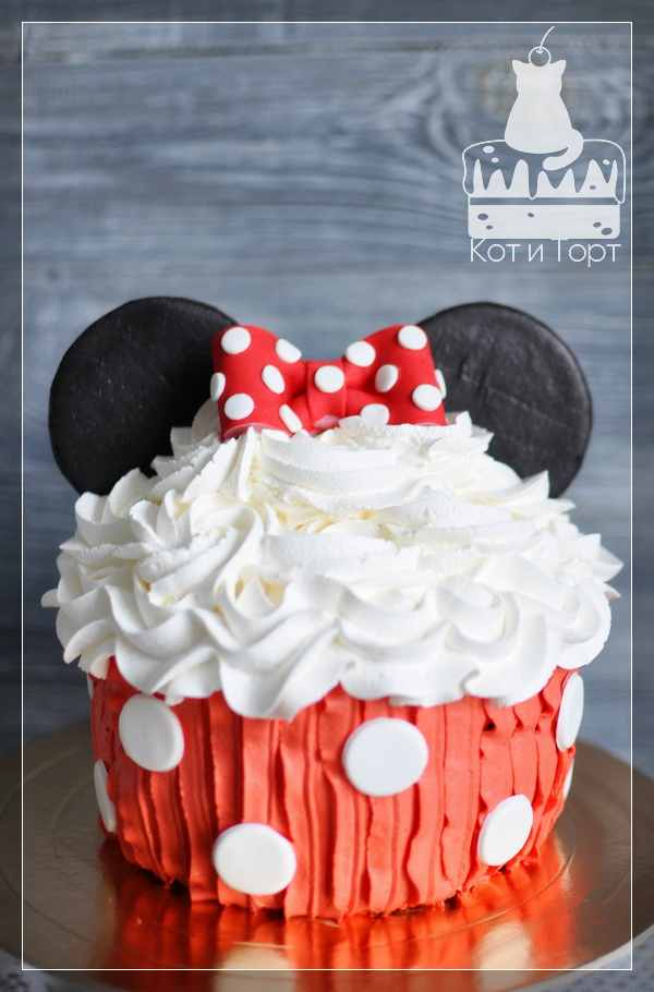 Торт - Микки Маус