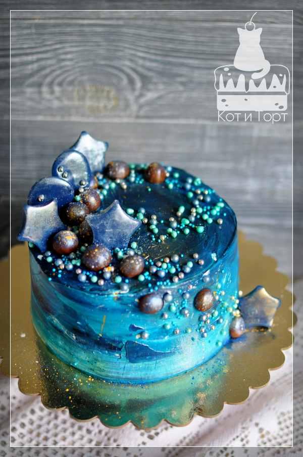 Звёздно-космический торт