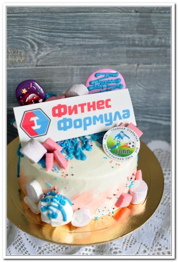 Торт для Фитнес Формулы