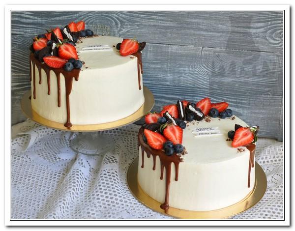 Торт - определитель пола